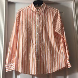 ORVIS SPORTING TRADITIONS BUTTON UP SHIRT SIZE 8